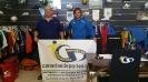 Firma acuerdo patrocinio canarias deportes